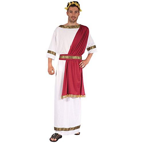 Spassprofi Edles Kostüm Römer Größe 48-52 Antike Imperator Römerkostüm