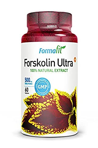 Forskolin Ultra+ 500mg - 1 Packung - 60 Kapseln