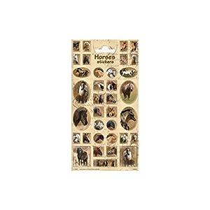speel Goed 1100426-Stickers Caballos 3