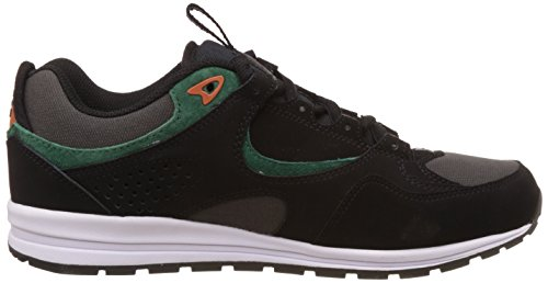 DC Shoes Kalis Lite - Chaussures pour homme ADYS100291 Multi-Couleurs - Black/Green/Grey