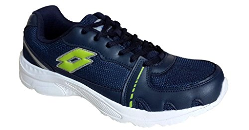 Lotto Tracker (ar3201) Navy/lt Green Sports Shoes