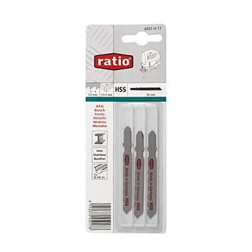 Ratio 6431H11 - Sierra Caladora Ratio Para Bosch Juego