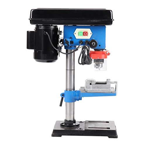 Hehilark Tischbohrmaschine R.P.M:1420 | 230V 50Hz |Max. Drilling Capacity: 16 mm | AMP:2.4A | Max Spindle stroke: 50 mm (550W)