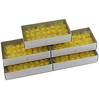 Wewill Marca flessibile molle eccellente decorazione di Pasqua pennuto giallo Chicks bambini Cappello di Pasqua (Easter Bunny Ornamento)