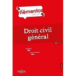 Droit civil général (Mémentos) (French Edition)