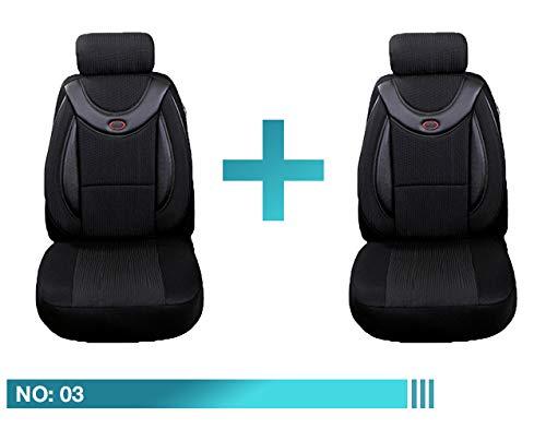Coprisedili per VW T-Roc conducente e passeggero 03