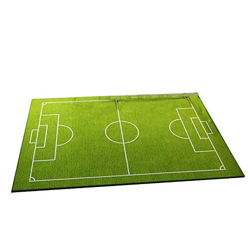 Finde Dein Fussball Feld Teppich Damen Herren