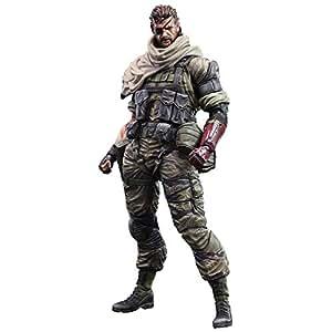 Metal Gear Solid V The Phantom Pain Play Arts Kai figurine Venom Snake