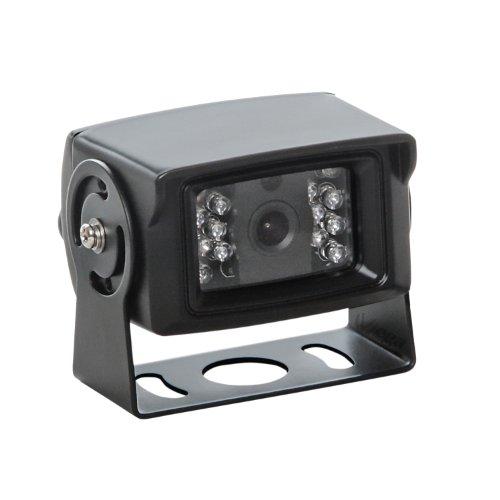 Plus Solution (VSG Heavy-Duty Rückfahrkamera/extrem robust / 30% Plus-Auflösung / 120° & IP67 / 12Volt / Nachtsicht/Flexibler Einbau/Select-Serie)