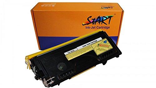 Start Premium - Ersatz Toner kompatibel zu Brother TN-6600 Schwarz, 6000 Seiten -
