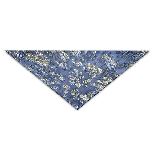 Underground Forest View Triangle Pet Scarf Dog Bandana Pet Collars for Dog Cat - Birthday ()