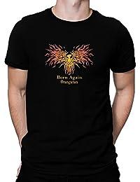 Teeburon Born Again Orangutan T-Shirt