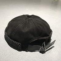 Achun Sombrero De Mujer Sombrero de Boina Casual Retro para Hombre 18b69c0905e