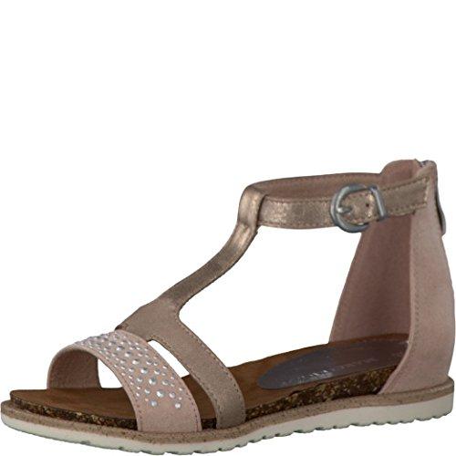Marco Tozzi 2-48500-26 521 Mädchen Sandalette, Größe 38.0