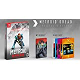 Metroid Dread - Special Collector Edition- EURO VERSION - Steelbook Artbook and cards - [Switch]