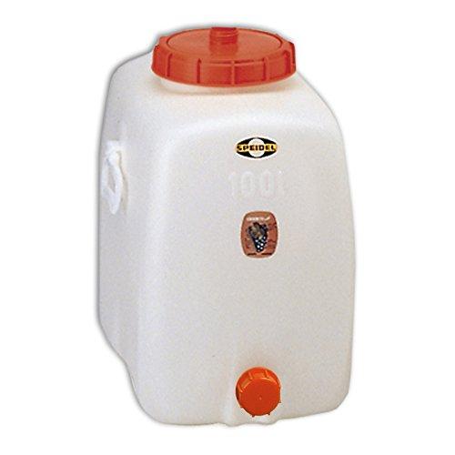 Barrel for fermentation SPEIDEL - Keg, Fermenter 100 L oval (22151) by Speidel
