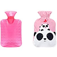 1 Liter Classic Wärmflasche mit Deckel- Schöner Panda preisvergleich bei billige-tabletten.eu