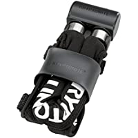 Kryptonite Keeper 810 Folding Lock Behälter für Kette, Grau, One Size