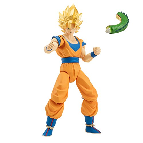 Bandai - Dragon Figure 17 cm Goku Super Saiyan (35856)