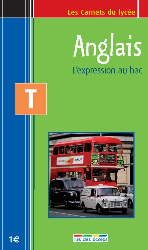 Term Anglais : L'expression au bac