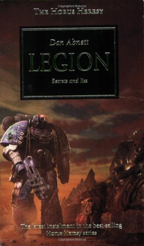 Legion: Secrets and Lies (The Horus Heresy)
