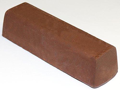 Rotek Feine Polierpaste KR845 für Buntmetall (Kupfer, Messing, Zamak und Kupfer-Legierungen)