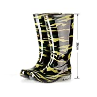 Mens Wellington Wellies Boots Protective Footwear Unisex Adults