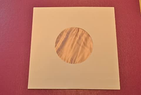 12'' High Quality Antistatic Vinyl Record Inner Sleeves (PACK of 25)