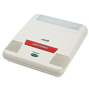 beghelli 3112l syst me d 39 alarme et appel des secours pour personnes g es avec ampoule pour. Black Bedroom Furniture Sets. Home Design Ideas