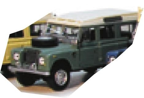 cararama-diecast-model-green-land-rover-series-iii-109-143-scale-cr038