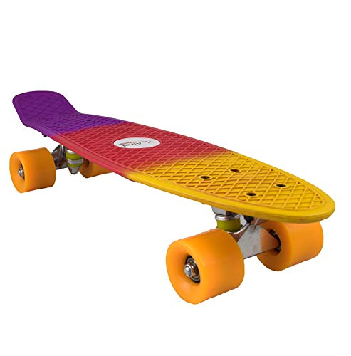 Airel Skateboard | Weskate | Carter Board 4 Roller | Skateboard Komplett | Skateboard Roller | Skate Caster Board | Skateboard 4 Roller | Board Skate