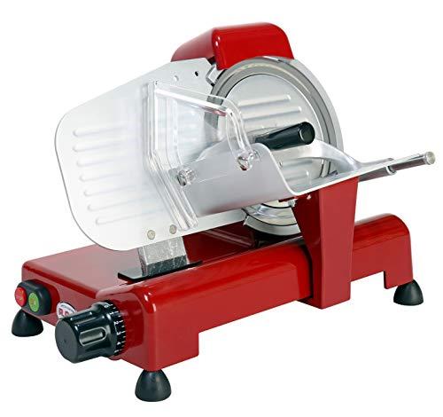 RGV AFFETTATRICE MOD 20 Special Edition Red, 120 W, Aluminium