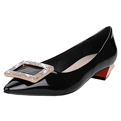 Misssasa Donna Charmed Shoes Noir