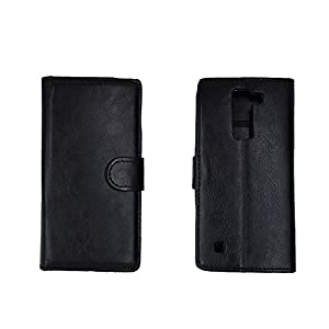 LG-K10-2017-53-PU-Leather-Wallet-Mobile-Phone-Plain-Book-Case-Cover-For-LG-K10-2017-53