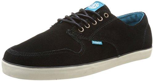element-topaz-suede-chaussures-de-skateboard-homme-noir-black-marine-41-eu