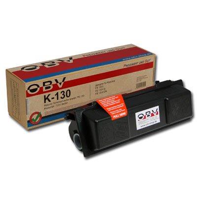 Preisvergleich Produktbild OBV FS 1300 kompatibler Toner ersetzt Kyocera TK-130 / 1T02HS0EU0 , Kapazität 7200 Seiten, schwarz