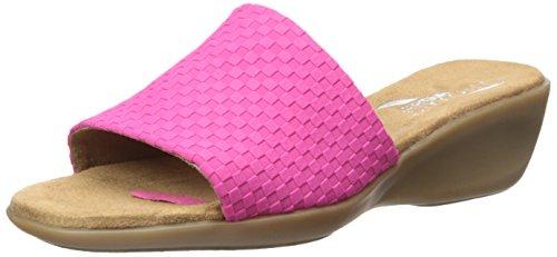 Aerosoles Badminton Large Synthétique Sandale Pink Combo