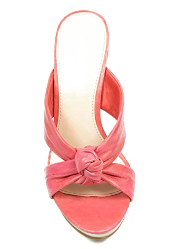 NINE WEST - Sandali Donna NWAMMO RED Tacco: 11 cm Coral