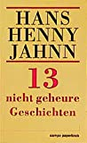 13 nicht geheuere Geschichten (campe paperback)