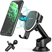 CHOETECH Fast Gravity Wireless Car Charger Air Vent Car Mount