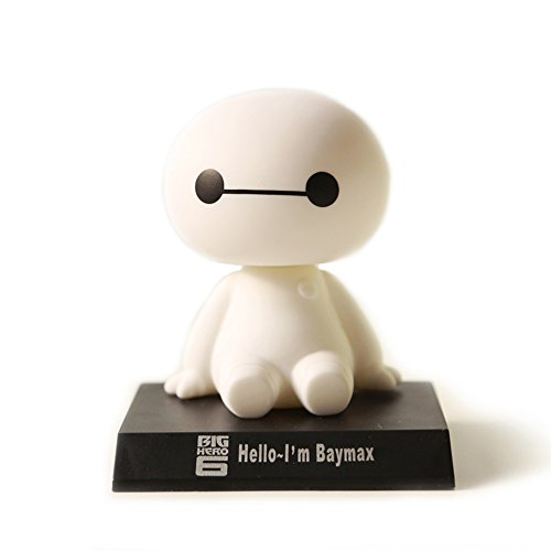 Edition Bobble Big Hero 6 Baymax, 9 cm