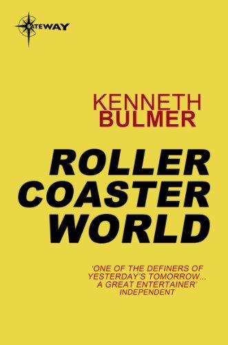 Roller Coaster World (English Edition)