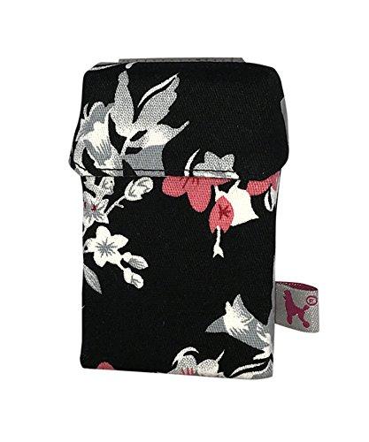 smokeshirt® Zigarettenetui in div. Designs 20 Zigaretten King Size smoke shirt für Zigarettenschachtel in Standardgröße, modisch, Elega...