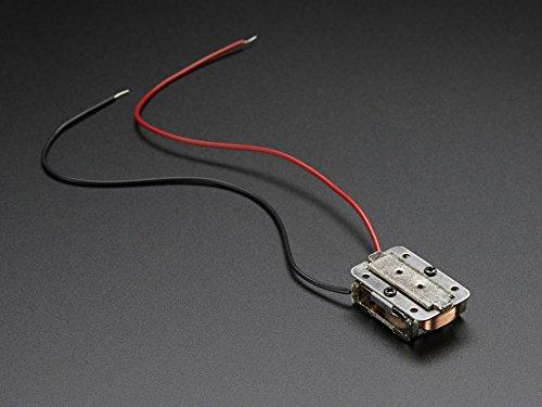 Preisvergleich Produktbild Adafruit Bone Conductor Transducer with Wires - 8 Ohm 1 Watt [ADA1674]