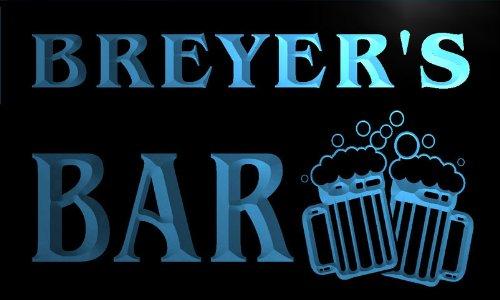 w019457-b-breyer-name-home-bar-pub-beer-mugs-cheers-neon-light-sign