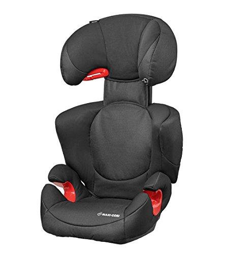 Maxi-Cosi Rodi XP Autokindersitz mit optimalem Seitenaufprallschutz, wächst mit dem Kind mit, Gruppe 2/3 (ab 3,5 Jahre bis ca. 12 Jahre), schwarz