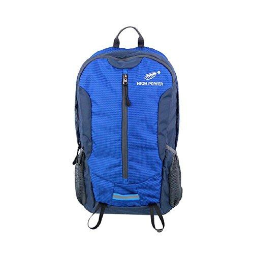 LF&F Backpack Hochwertiges Nylon 25-30L KapazitäT Stilvolle Casual Student Tasche Wasserdicht Und Langlebig Outdoor Sport Reise Rucksack Bergsteigen Tasche Mehrzweck Daypacks D