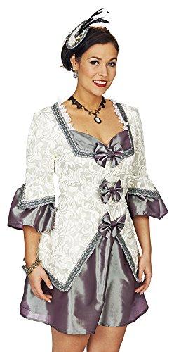 Barock Kostüm Kimia für Damen Gr. 36 38 - Tolles Rokoko Kostüm für Karneval oder Mottoparty