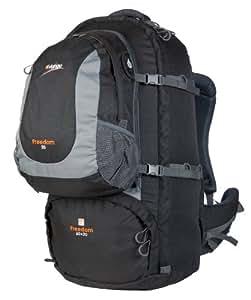 Vango - Freedom 60+20 Rucksack, Black, One Size