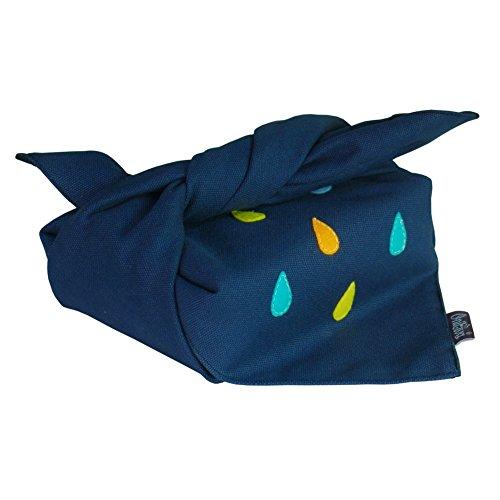 [Regnerischen Tag] handgemachten Verpackung Tuch Leinwand Mittagessen Tasche